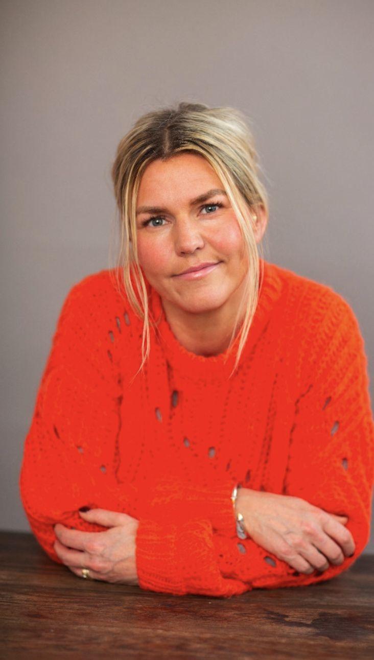 Terapeut Mo Elisabeth Hansen